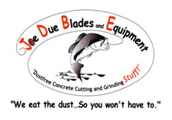 Joe Due Blades and Equipment Dustfree concrete cutting and grinding equipment.
