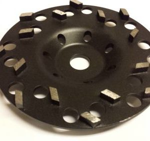 "6"" Hilti Type Cupwheels"