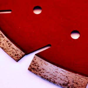 "Large Diameter Saw Blades (12""+)"