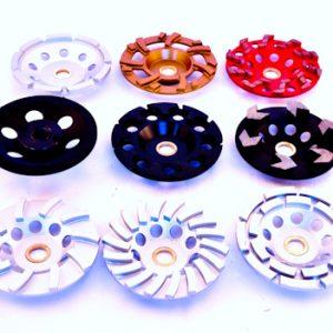 """4"""" Premium Cupwheels"""