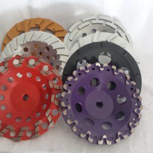 """7"""" Premium Cupwheels"""