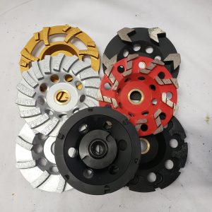 """4.5"""" Premium Cupwheels"""