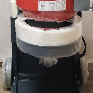 Pullman Ermator S26 Replacement continuous longo bags concrete dust
