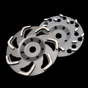"6"" Hilti DG150 Cupwheels"